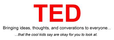 TED sucks