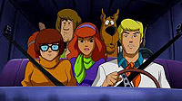 Jinkies! He TALKS!!!! ...sorta... and only after you eat a Scooby Snack...