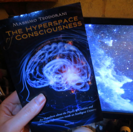 The Hyperspace of Consciousness  Book Cover