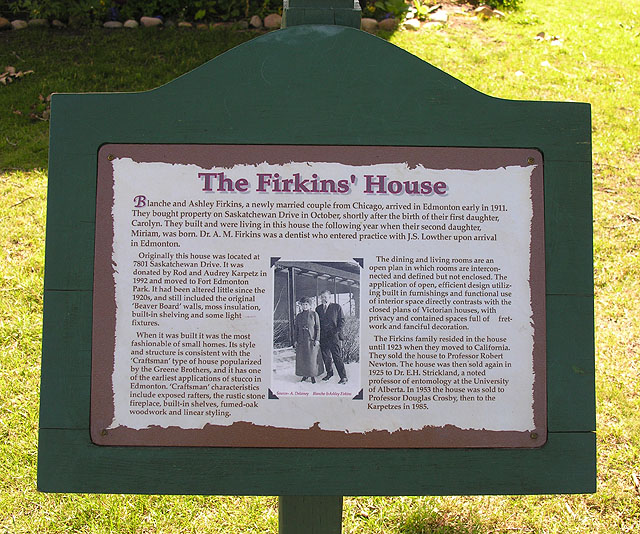 Firkin House Sign