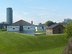 Fort York {C - Wiki Commons}