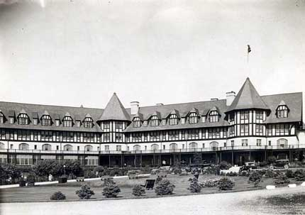 The Algonquin Hotel - St. Andrews By The Sea  New Brunswick